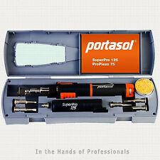 Portasol SP1-K Super Pro 125 Cordless Soldering Kit w/7 Tips 010580430