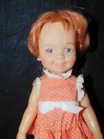 VINTAGE IDEAL CRISSY DOLL CINNAMON 1972 GRO HAIR ORIGINAL CLOTHES