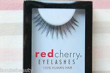 Red Cherry RICKY #505 falsche künstliche Echthaar-Wimpern Wimpernverlängerung