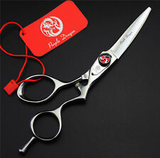 Professional Hair Scissors 5.5 inch Curved Cutting Hairdressing Barber Shears