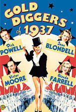 Gold Diggers of 1937 (DVD, 2008) - **DISC ONLY**