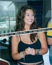 """SUSAN WARD HOT & SEXY!! COLOR 8x10 PHOTO """"SUNSET BEACH"""" """"WILD THINGS 2"""""""