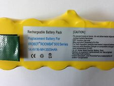 3500mAh CE certified Battery for iRobot Roomba 500 600 700 800 series