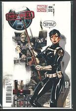 SECRET AVENGERS # 4 (MARK BROOKS 1:50 VARIANT COVER, JUNE 2013), NM