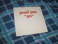 CD Metal Pearl Jam go 1song Promo EPIC