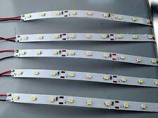 """9 led strip (lot of 5) Warm white light 6"""" length G lighting"""