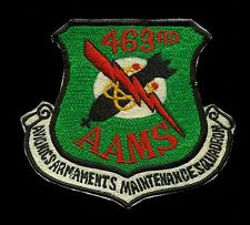 463rd AAMS Philippine Air Force PAF Patch