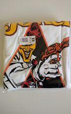Joker and Harley Clockwork Orange T-shirt XXL Batman Kubrick