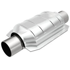 """Magnaflow 94109 Universal High-Flow Catalytic Converter Oval 3"""" In/Out"""