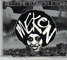 (EX86) Mekon, Welcome to Tackletown - 1996 CD
