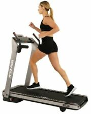 Sunny Asuna 7750 SpaceFlex Motorized Folding Treadmill