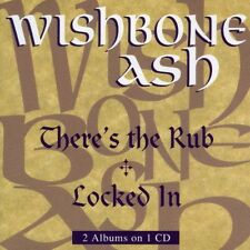 Wishbone Ash - There's the Rub//Locked in [New CD]