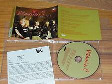 VITAMIN C - LAST NITE / 4 TRACK MAXI-CD 2003 MINT! & INFO-FACTS