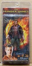 Neca Hunger Games CATO Action Figure ~ New Sealed Package MIP 2012