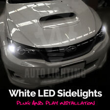 For Subaru Impreza Xenon White LED Sidelight Bulbs *SALE*