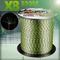 300m Super Strong Spot Line Japan Multifilament PE braid 8 Braided fishing line