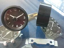 BMW /02 tii 2002 tii Uhr für Armaturenbrett wie original komplett mit Blende NEU