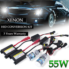 Car HID Xenon Headlight Conversion KIT Replace Bulbs Low Beam 9006 HB4 ALL Color