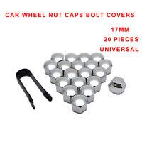 20x17mm Copri Bulloni bullone plastica Dadi Delle tappo Ruote Universal Per Auto