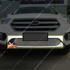 Front Bumper Center Lower Grille Grill Vent Hole Fit For Ford Escape 2017-19
