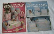 Plastic Canvas Patterns - Projects for Baby & Pastels for Baby