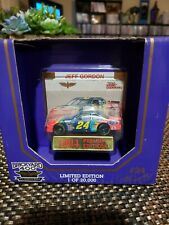 Autographed JEFF GORDON 1994 Brickyard 400 24 Racing Champions 1/64 New