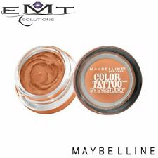 Maybelline EyeStudio Tattoo 24 Hour Eyeshadow - Fierce and Tangy 10 - Brand New