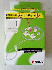 AccoData Universal Security Kit PC Laptop Computer Equipment NEW Lock