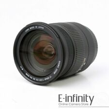 NEW Sigma AF 17-50mm f2.8 EX DC OS HSM For Canon