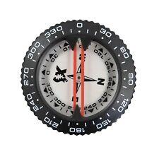 Xs Scuba Compass Module Gauge SuperTilt Top Side Reading Bezel