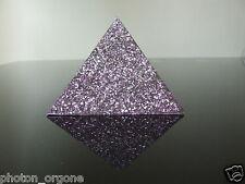 Large 12x9 Orgone Serpentine Kundalini Energies Yoga Awakening Pyramid & Guide
