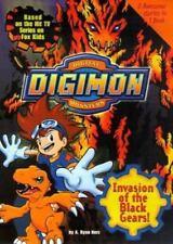 Digimon Digital Monsters: Invasion of the Black Gears! Bk.2 (Digital Digimon
