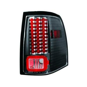 IPCW 2003-2006 Ford Expedition Bermuda LED Black Tail Lights Pair LEDT-517CB
