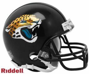 Jacksonville Jaguars VSR4 Riddell Mini Helmet New in box