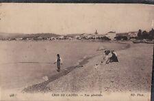 CROS DE CAGNES    -    Vue generale   1915