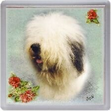 Old English Sheepdog Coaster Starprint Product - Auto combined postage