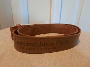 Abercrombie fitch belt with out a buckle size 34