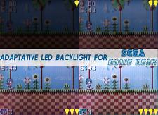 SEGA Game Gear DIY KIT ADAPTATIVE BACKLIGHT BACKLIT Retroéclairage