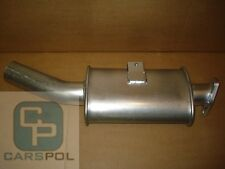 JCB Parts 3cx Exhaust Silencer Turbo Part No. 123/03963 Including Gasket