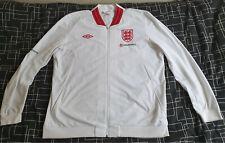 England 2012 Vauxhall Umbro Anthem Jacket - XL Mens