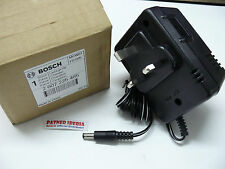 """CHARGER BOSCH """"UK Plug"""" ---  UNEO 14,4v    2607225465"""