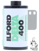 FRESH: Ilford Delta 400 - 36 Poses - Noir & Blanc - Pellicule Argentique 35mm