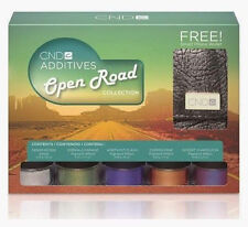 CND Additives SPRING 2014 OPEN ROAD COLLECTION - 5 Additives + FREE PHONE WALLET