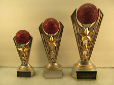 Basketball Award Trophies Tournament 1st,2nd, 3rd FREE Engraving Ship 2 Day Mail