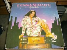 Donna Summer On The Radio Double LP 1979 Casablanca Rec