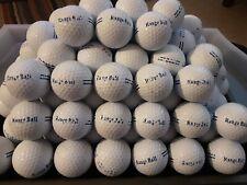 100 Golf driving Range balls Used practice lake job lot
