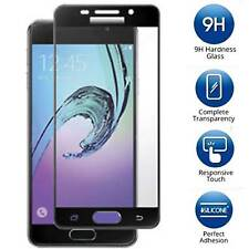 Samsung Galaxy J7 Sky Pro [FULL COVER] Tempered Glass Screen Protector Cover