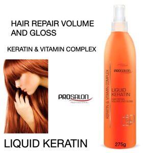 HAIR CONDITIONER-KERATIN TREATMENT with VITAMIN COMPLEX -HAIR REPAIR & HYDRATION