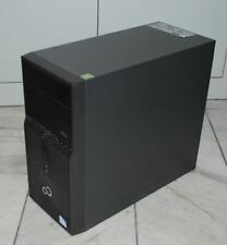 Fujitsu Midi Tower, schwarz Midi ATX