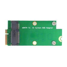 Mini PCI-E mSATA SSD to SD5SG2 Lenovo X1 Carbon Ultrabook Card PCBA YG
